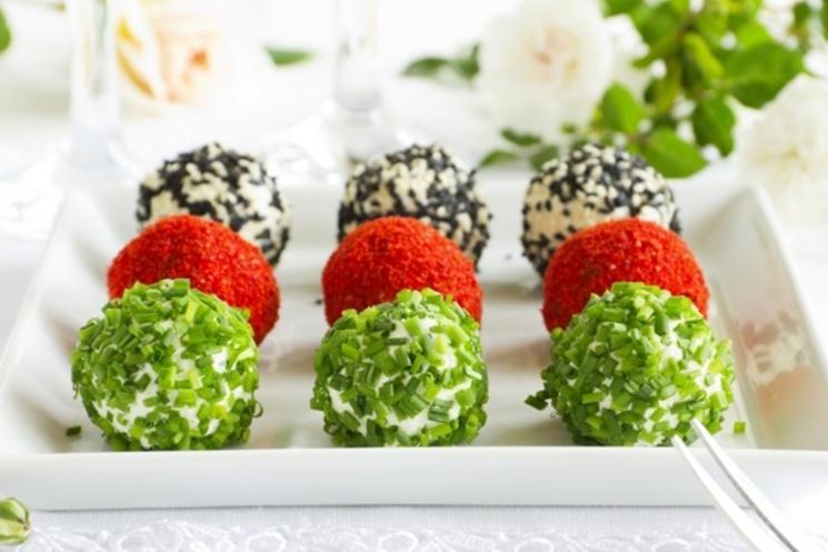 холодные закуски рецепты сырных шариков