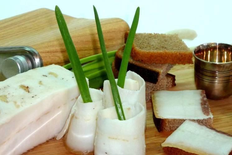 Как засолить сало быстро и вкусно: 6 способов посола
