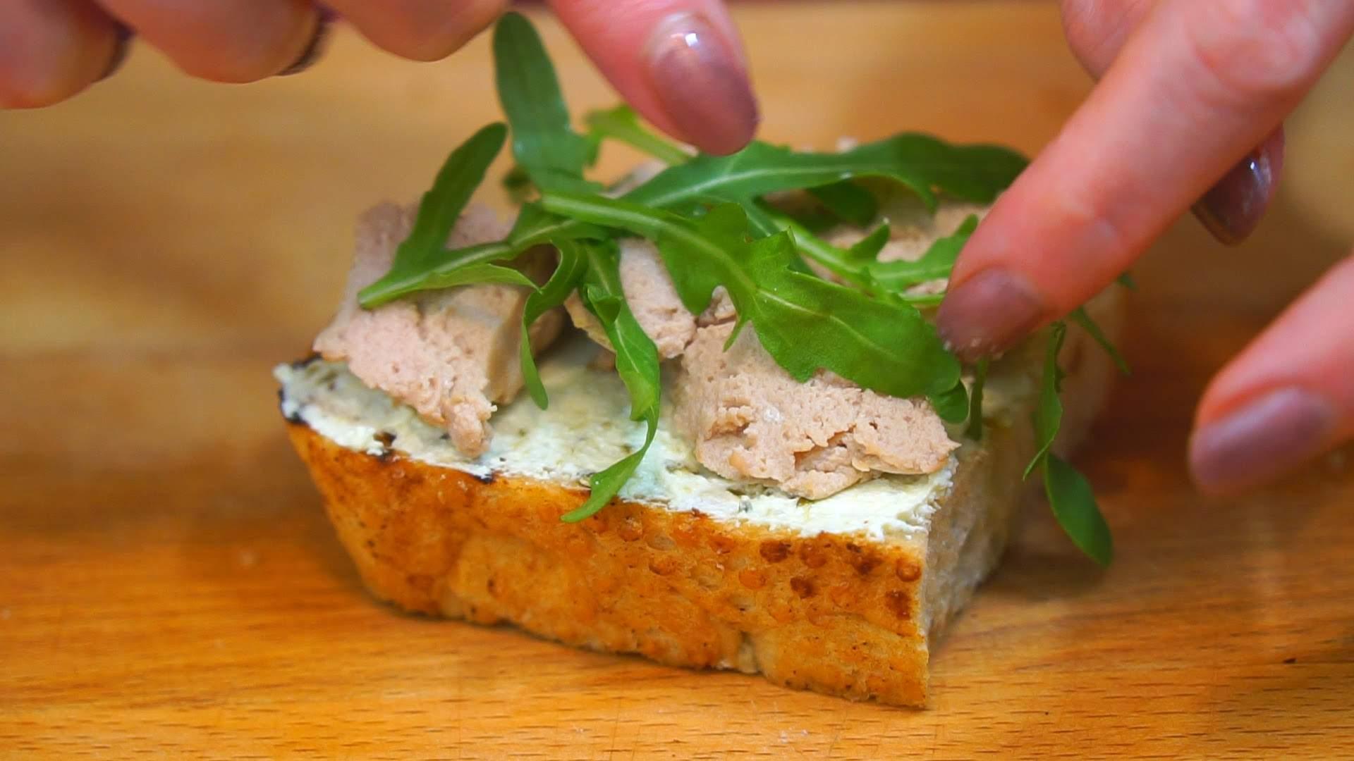 Итальянская закуска-антипасто брускетта!: фото шаг 4