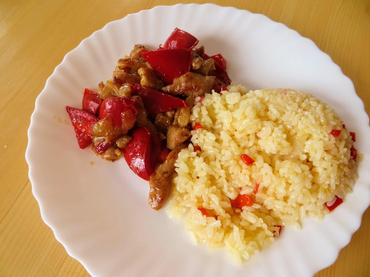 Три любимых рецепта из риса
