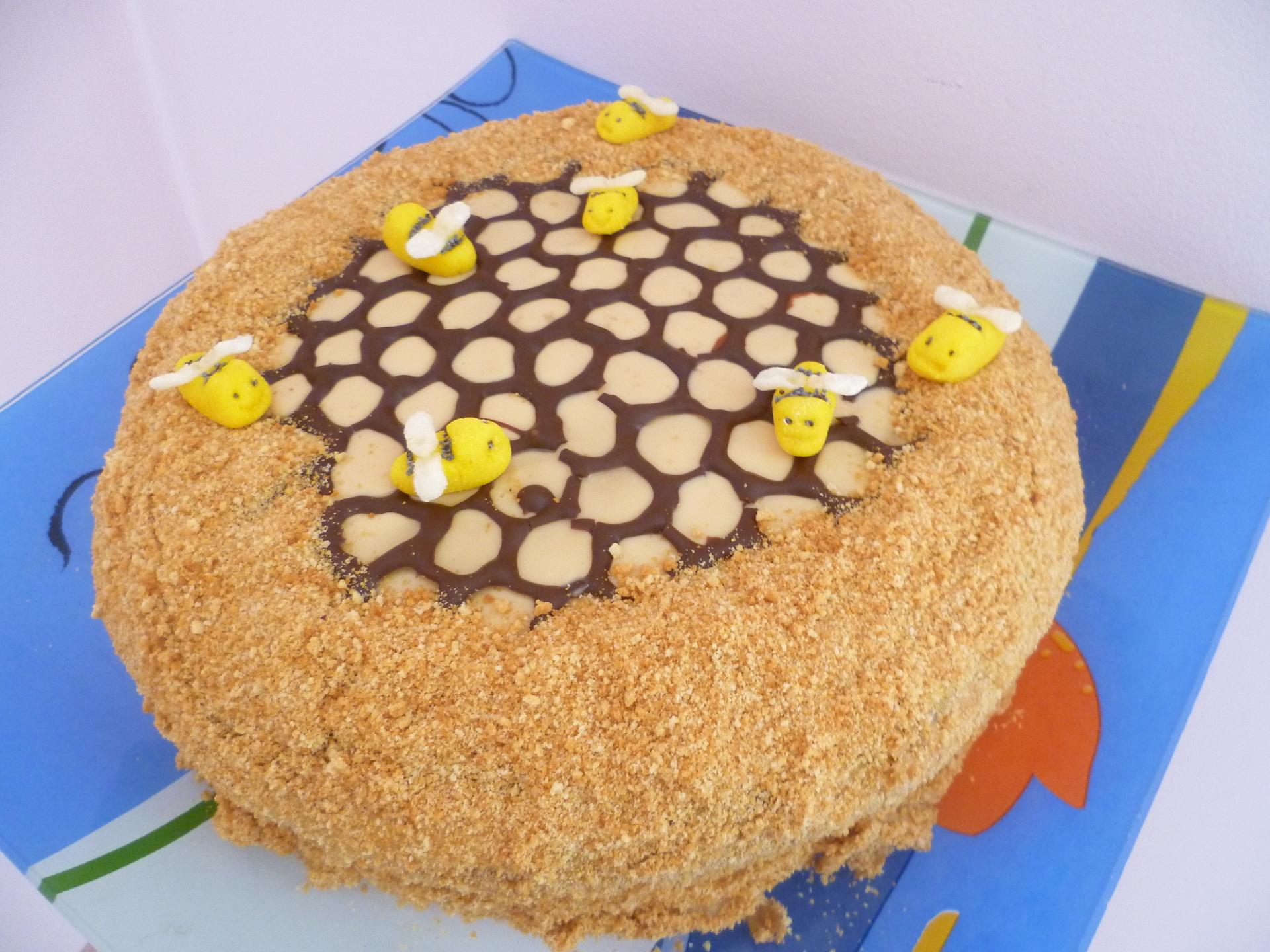 создал как оформляется торт пошаговый рецепт с фото типичный