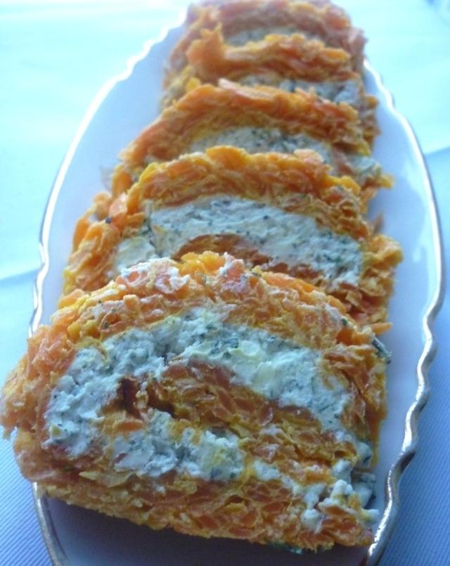 Мясной рулет с морковью по-корейски – кулинарный рецепт