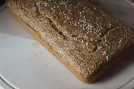 Хлеб белковый отрубной без дрожжей