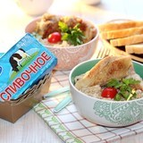 Ореховое севиче из тунца с авокадо и хрустящего киноа, пошаговый рецепт с фото