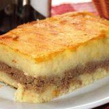 Пошаговый рецепт картофельной запеканки