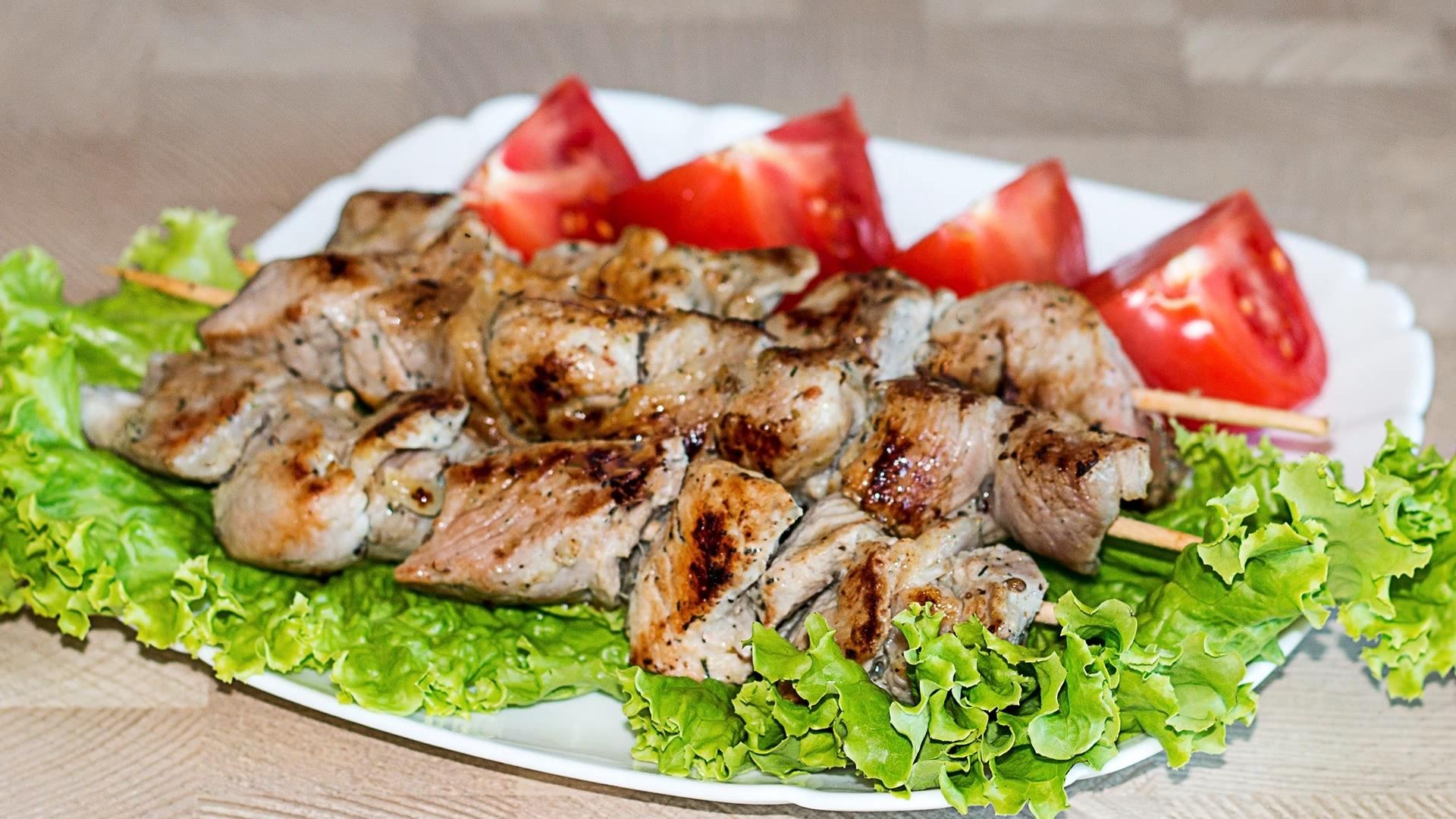 маринад для мяса с киви фото