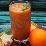 Йогуртовый смузи с манго и овсянкой – кулинарный рецепт