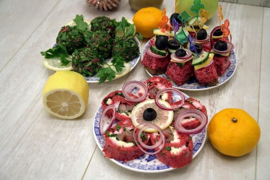 Уникальные закуски из селедки на праздничный стол