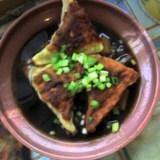 Грибной суп с «ушками»