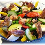 Salade niçoise (салат ницца)