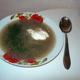 Грибовница (суп грибной)